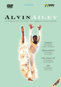 Ailey:Four by Ailey: Divining/revelations/The Stack/Cry