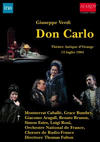 Verdi:Don Carlos, Orange 1984