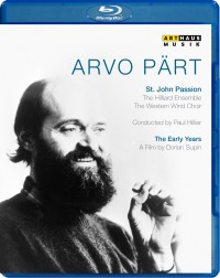 Arvo Part:The early years, ST. Jon Passion, BR