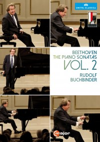 Beethoven:Piano Sonates Vol 2.