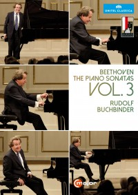 Beethoven:Piano Sonates Vol 3.