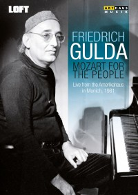 Mozart:Mozart for the People Friederich Gulda