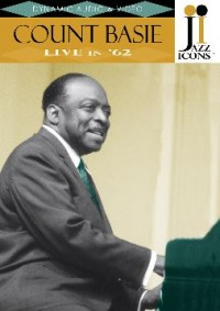 Count Basie Jazz Icons