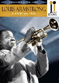 Louis Armstrong Jazz Icons